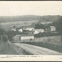 Image of South Family Shakers, Mt. Lebanon N.Y. - Mount Lebanon, NY