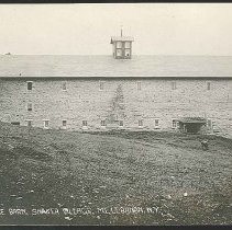 Image of The Stone Barn, Shaker Village, Mt. Lebanon N.Y. - Mount Lebanon, NY