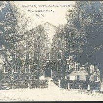 Image of Shaker Dwelling House, Mt. Lebanon N.Y. - Mount Lebanon, NY