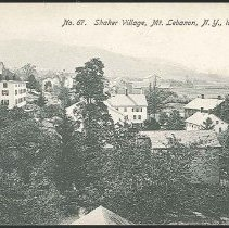 Image of No. 67. Shaker Village, Mt. Lebanon, N.Y., Looking South. - Mount Lebanon, NY