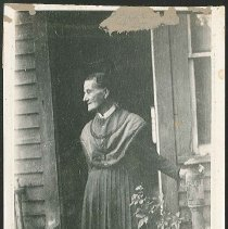 Image of [Eldress Sarah Collins] - Mount Lebanon, NY