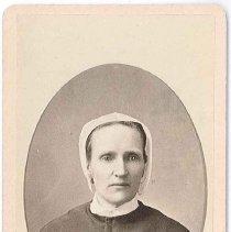 Image of [Unidentified Shaker Sister] - Mount Lebanon, NY