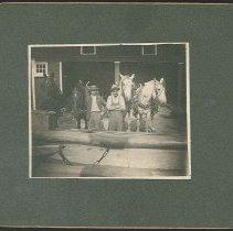 "Image of ""At the Shaker Barn"" - Mount Lebanon, NY"