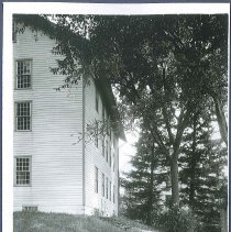Image of [Seed Shop, Rear View] - Mount Lebanon, NY