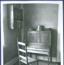 Image of [Desk from Rosetta Steven's Room, North Family] - Mount Lebanon, NY