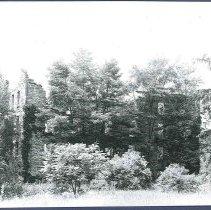 Image of [Fire Ruins of Sisters Shop] - Mount Lebanon, NY