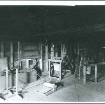 Image of [Attic of Sisters' Workshop] - Mount Lebanon, NY