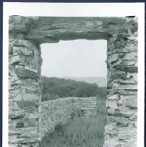 Image of [Fire Ruins of Sisters' Shop and Barn] - Mount Lebanon, NY