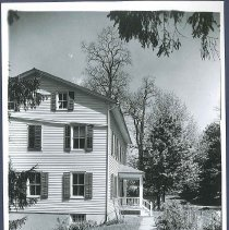 Image of [Store (Sister's Shop) from Main Street] - Mount Lebanon, NY
