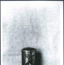 Image of [Shaker Heating Can] - Mount Lebanon, NY