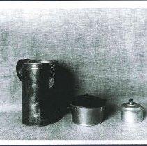 Image of [Shaker Heating Can, Disassembled] - Mount Lebanon, NY