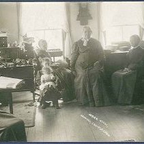 Image of Work Room, Shakers, Enfield Conn. - Enfield, CT