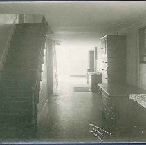 Image of Hall and Stairway, Shakers, Enfield, Conn. - Enfield, CT