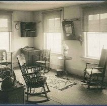 Image of Bed Room, Shakers, Enfield, Conn. - Enfield, CT