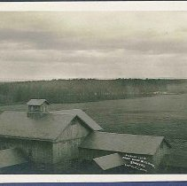 Image of Distant View form Main Building, Shakers, Enfield, Conn. - Enfield, CT