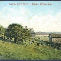 Image of Pasture, Church Family of shakers, Enfield, Conn. - Enfield, CT