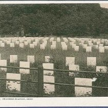 Image of Shaker Cemetary, Shakers Station, Conn. - Enfield, CT