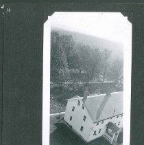 Image of [View from the Platform of the Water Tower] - Canterbury, NH