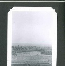 "Image of ""Looking Eastward Showing Sisters' Shop and Weaving-Mill Pond"" - Canterbury, NH"
