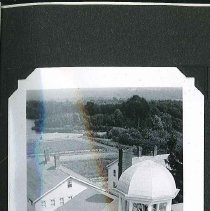 """Image of """"The Belfry Taken from the Water Tower"""" - Canterbury, NH"""