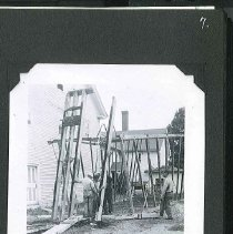 "Image of ""After the 84 ft. Tower Had Fallen"" - Canterbury, NH"