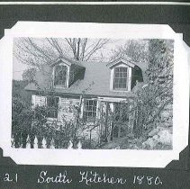 "Image of ""South Kitchen 1880"" - Canterbury, NH"