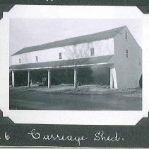 """Image of """"Carriage Shed"""" - Canterbury, NH"""
