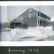 "Image of ""January 1952"" - Canterbury, NH"