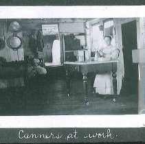 """Image of """"Canners at Work"""" - Canterbury, NH"""
