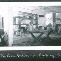 "Image of ""Kitchen Cellar in Dwelling House"" - Canterbury, NH"