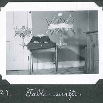 "Image of ""Table-Swifts"" - Canterbury, NH"