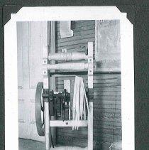 "Image of ""Shredding Machine Canterbury"" - Canterbury, NH"