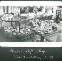 "Image of ""Shaker Gift Shop. East Canterbury, N.H."" - Canterbury, NH"