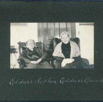 "Image of ""Eldress Sophia, Eldress Caroline"" - Hancock, MA"