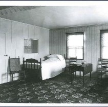 Image of [Guest Room, Sisters' Work Shop] - Watervliet, NY