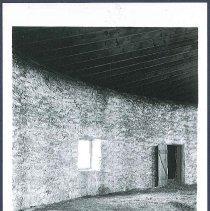 Image of [Interior of Round Barn] - Hancock, MA