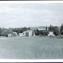 Image of [General View of Hancock from the North West] - Hancock, MA