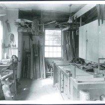 Image of [Old Brethren's Shop] - Hancock, MA