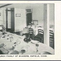 Image of Church Family of Shakers, Enfield Conn. - Enfield, CT