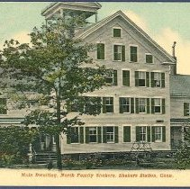 Image of Main Dwelling, North Family Shakers, Shakers Station, Conn. - Enfield, CT