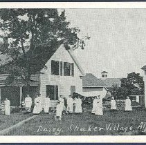 Image of Dairy, Shaker Village, Alfred Me. - Alfred, ME