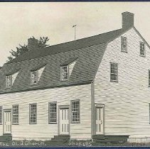 Image of The Old Church. Shakers  - Watervliet, NY