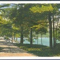 Image of Road to New Gloucster, Sabbathday Lake, Me. - Sabbathday Lake, ME