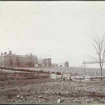 """Image of """"Ctr. F. from N.E."""" - Union Village, OH"""