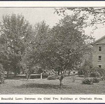 Image of Beautiful Lawn Between the Chief Two Buildings at Otterbein Home - Union Village, OH
