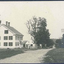 "Image of ""Alfred Me. Br. Shop and windmill"" - Alfred, ME"