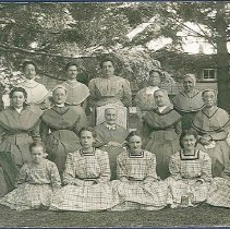 """Image of """"Group of Shakers"""" - Enfield, CT"""