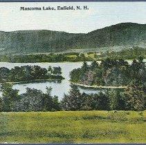 Image of Mascoma Lake, Enfield, N.H. - Enfield, NH