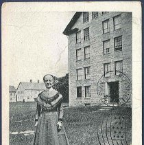 Image of Shaker Village, Stone Building, Enfield N.H. - Enfield, NH