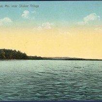 Image of Sabbathday Lake ME., Near Shaker Village - Sabbathday Lake, ME